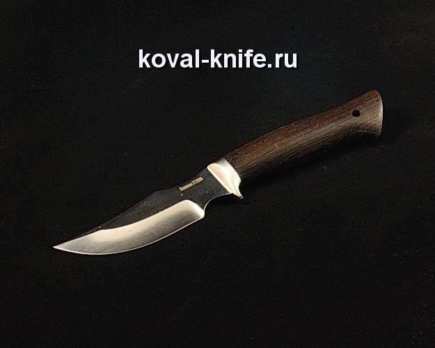 Нож S175 из кованой стали Х12МФ
