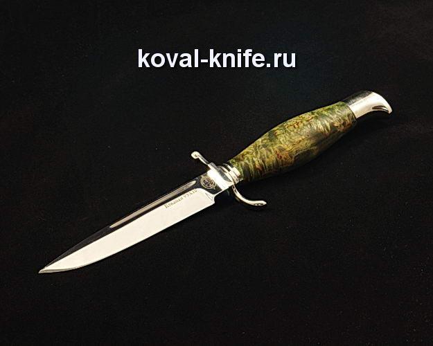 Нож Финка НКВД S185 из кованой стали 95Х18
