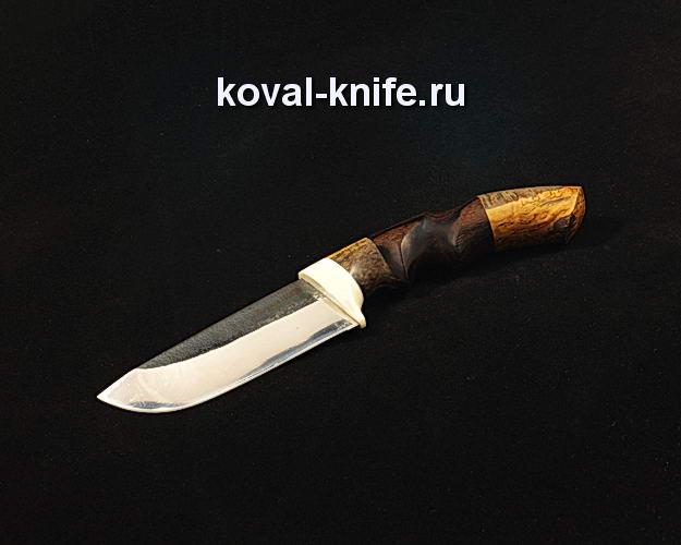 Нож S195 из кованой стали 110Х18 МШД