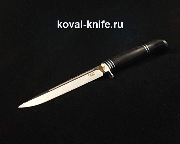 Нож Финка туристическая S197 из стали 110Х18 МШД