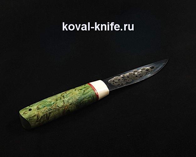 Нож Якут из 9ХС S2