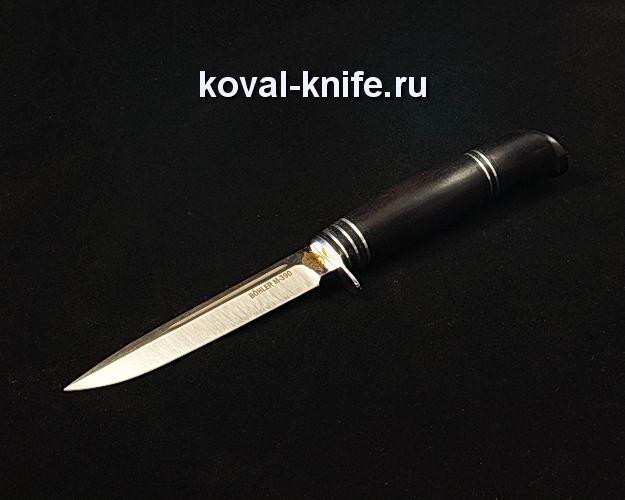Нож Финка S203 из порошковой стали BOHLER M390