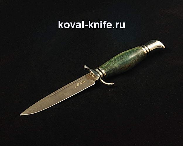 Нож Финка НКВД S205 из булатной стали