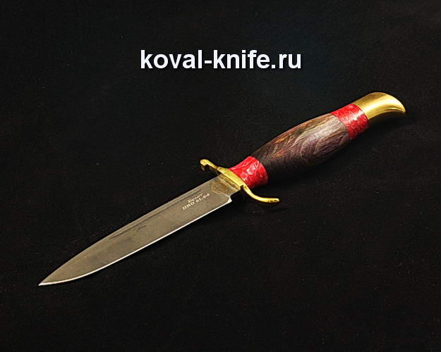 Нож Финка НКВД S206 из булатной стали