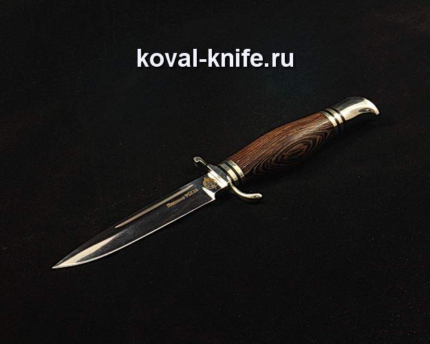 Нож Финка НКВД S210 из кованой стали 95Х18