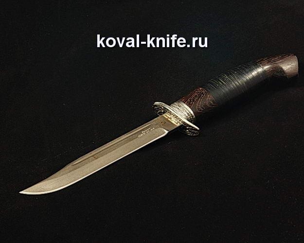 Нож НР40 S213 из булатной стали