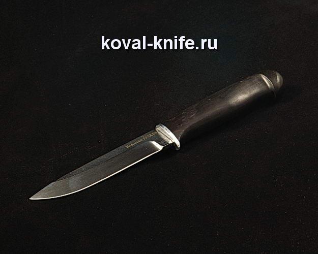 Нож S230 из кованой стали 110Х18