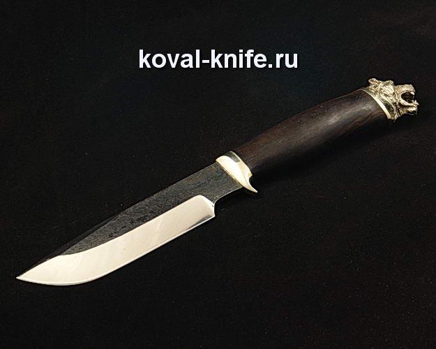 Нож S237 из кованой стали 110Х18