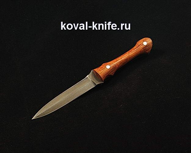 Нож S240 из булатной стали