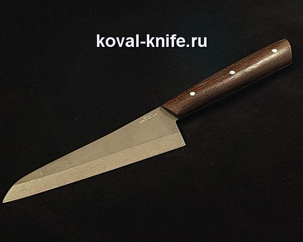 Нож Кухонный S244 из булатной стали