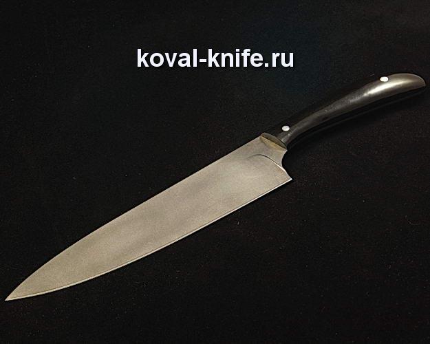 Нож ШЕФ S245 из стали D2