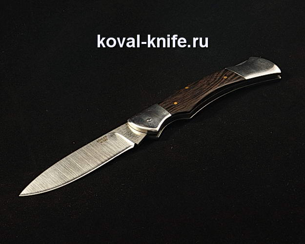 Нож Складной S247 из порошковой стали BOHLER M390