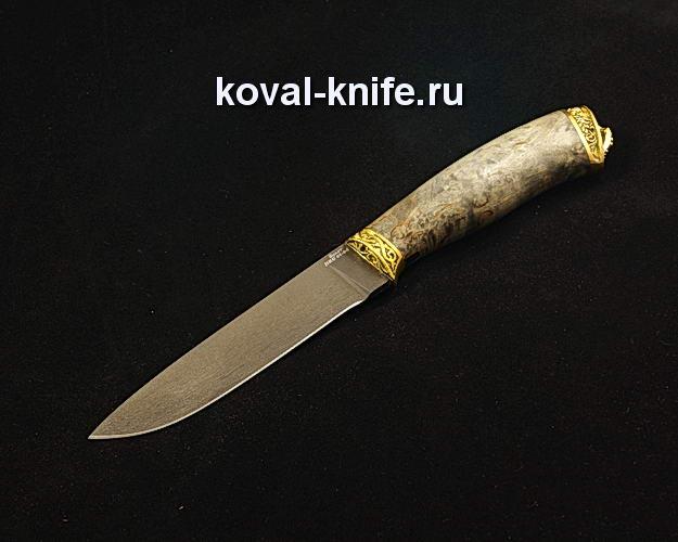 Нож S274 из булатной стали