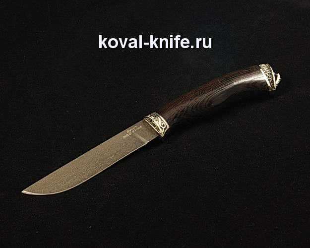 Нож S275 из булатной стали
