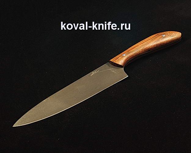 Нож Кухонный S276 из булатной стали