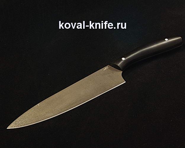 Нож ШЕФ S280 из булатной стали