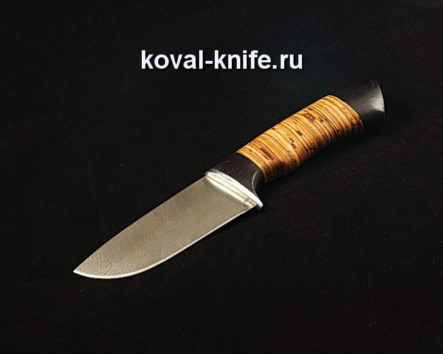 Нож Разделочный S286 из дамасской стали
