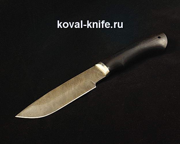 Нож S297 из дамасской стали