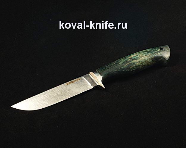 Нож S307 из порошковой стали ELMAX