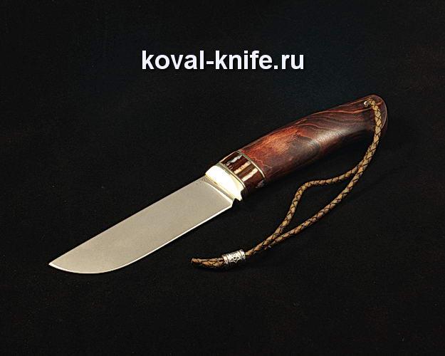 Нож S31 из порошковой быстрорежущей стали S390
