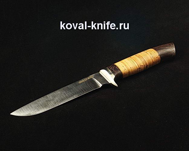 Нож S314 из порошковой стали М390