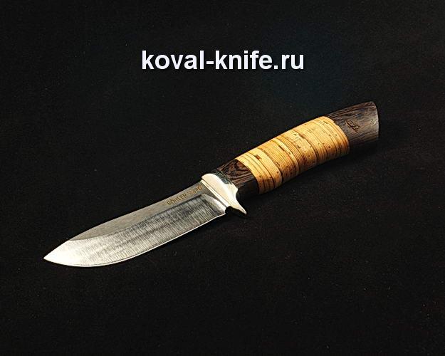 Нож S315 из порошковой стали М390