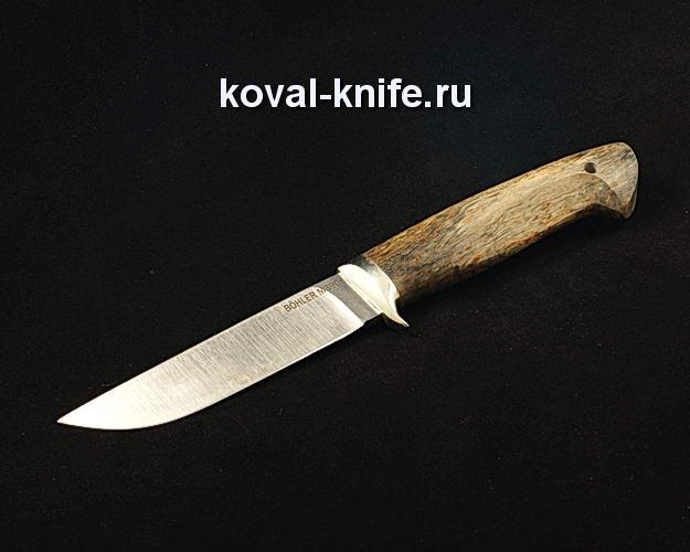 Нож S317 из порошковой стали BOHLER М390
