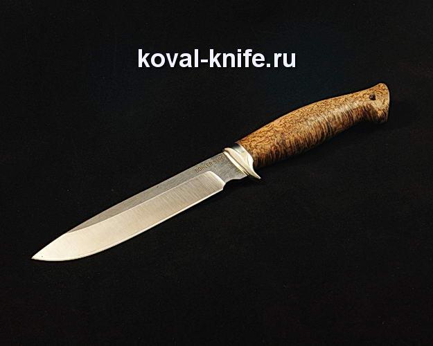 Нож S32 из порошковой быстрорежущей стали S390