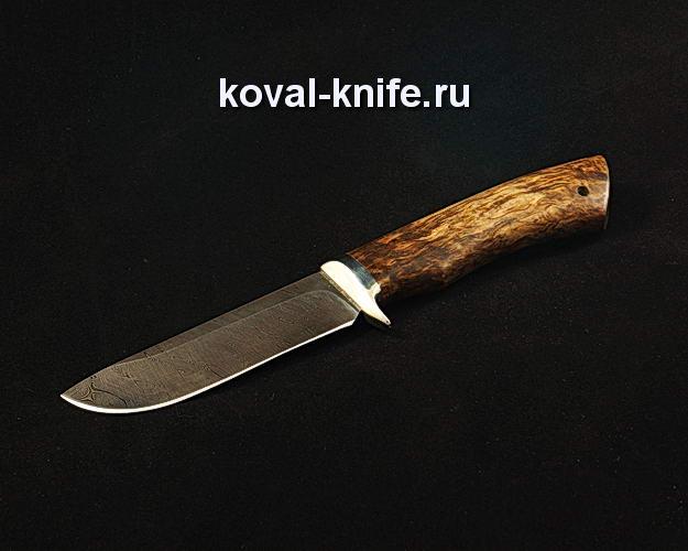Нож S321 из дамасской стали