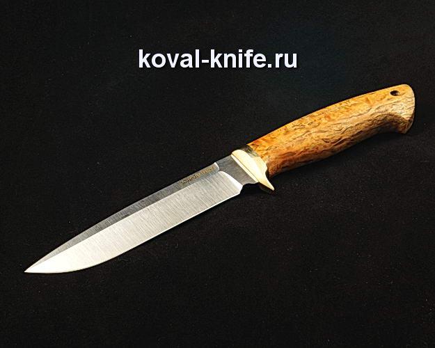 Нож S322 из порошковой стали ELMAX