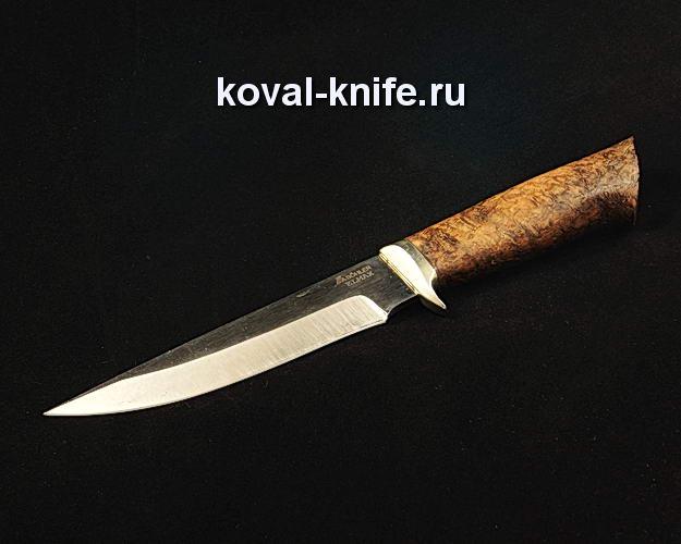 Нож S324 из порошковой стали ELMAX