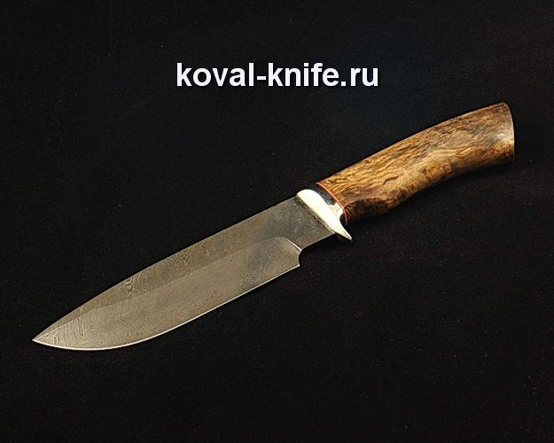 Нож S328 из дамасской стали