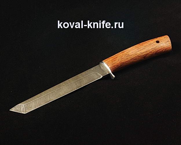 Нож Танто S339 из дамасской стали