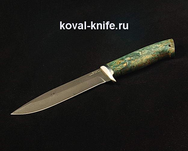 Нож S350 из булатной стали