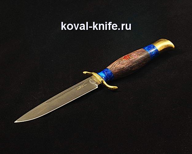 Нож Финка НКВД со звездой S353 из булата