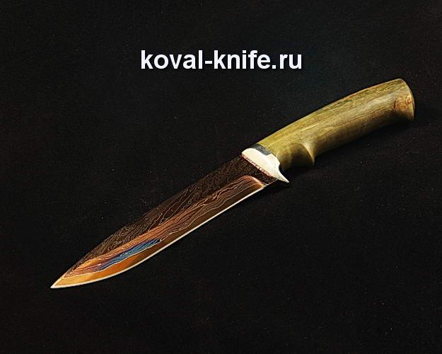 Нож S359 ламинированной стали