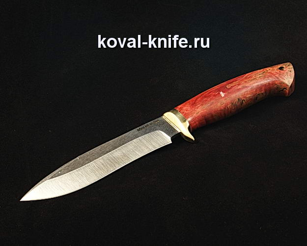 Нож S36 из порошковой стали M390