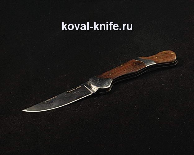 Нож складной S383 из кованой стали 95Х18