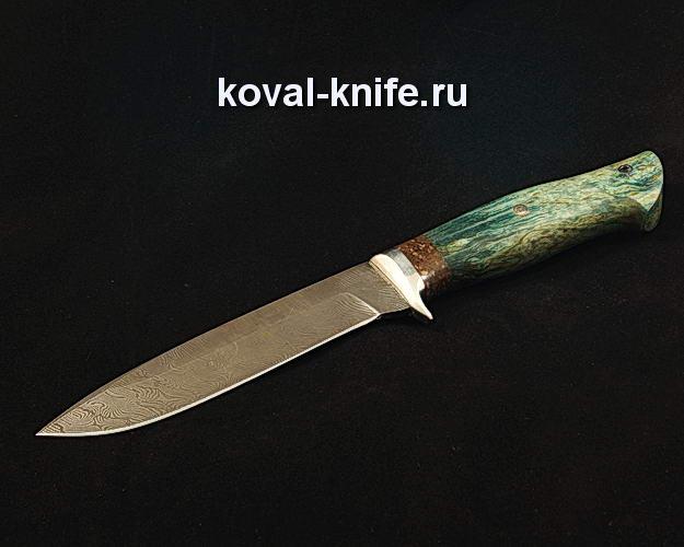 Нож S41 из дамасской стали