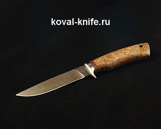 Нож S44 из дамасской стали