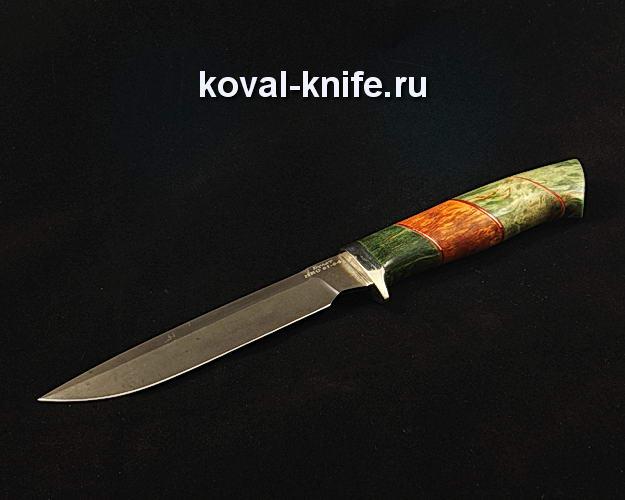 Нож S46 из булатной стали