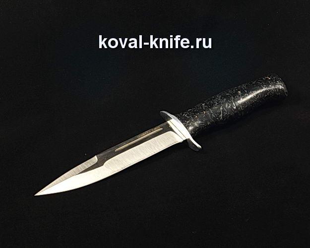 Нож S5 из порошковой стали Elmax
