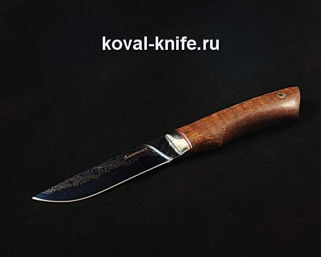 Нож S50 из ламинированной дамасской стали