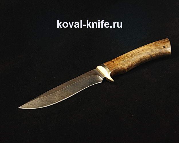 Нож S55 из дамасской стали