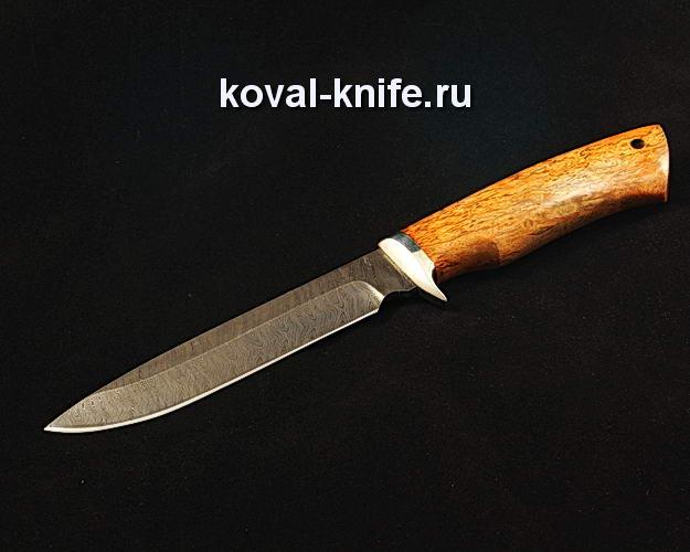 Нож S69 из дамасской стали