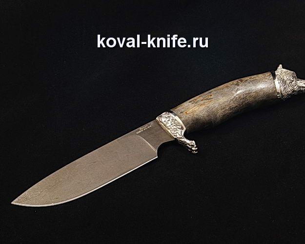 Нож S72 из булатной стали