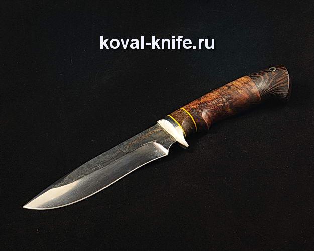 Нож S73 из кованой 110Х18 МШД