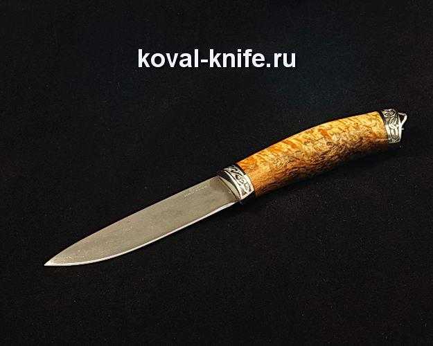 Нож S76 из булатной стали