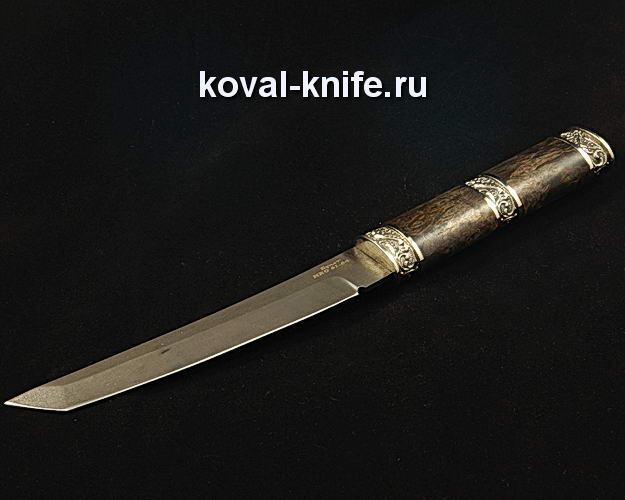 Нож S78 из булатной стали