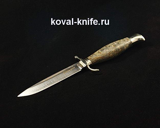 Нож Финка НКВД S89 из порошковой стали M390
